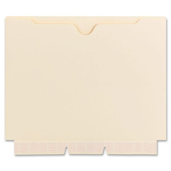 Smead Self-adhesive File Jackets