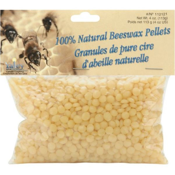 Yaley Beeswax Pellets
