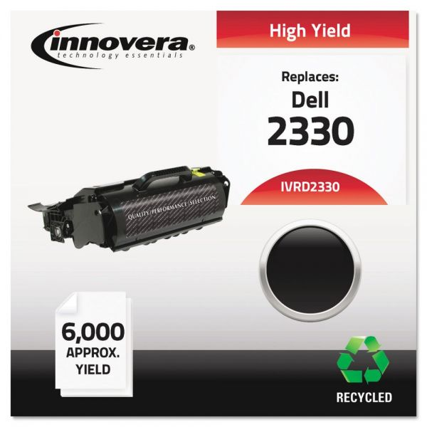 Innovera Remanufactured Dell 2330 High Yield Toner Cartridge