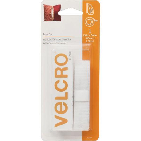 """VELCRO(R) Brand Iron-On Tape 3/4""""X24"""""""