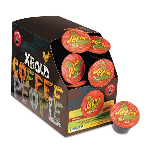 Coffee People Jet Fuel Coffee K-Cups