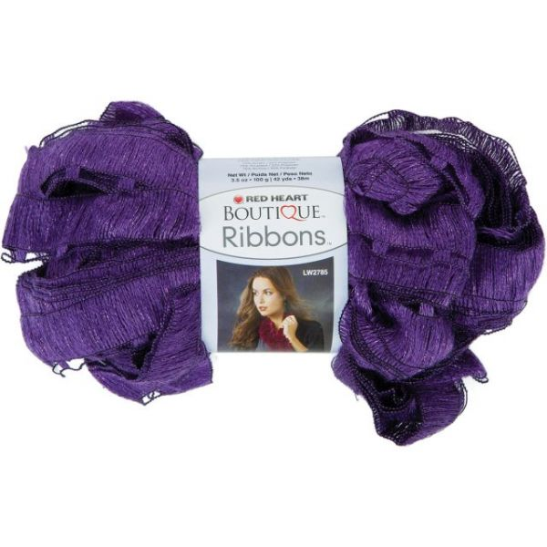Red Heart Boutique Ribbons Yarn