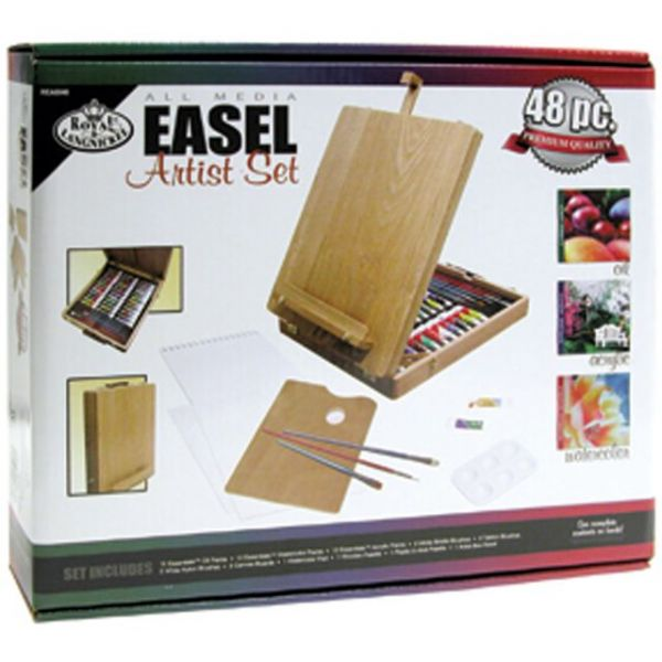 All Media Easel Artist Set