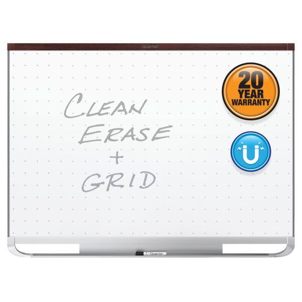 Quartet Prestige 2 Total Erase 4' x 3' Magnetic Dry Erase Board