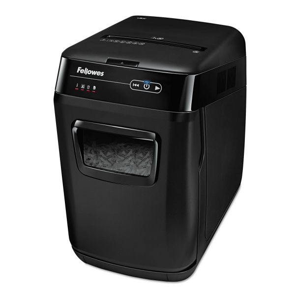 AuoMax 130C Hands Free Cross-Cu Paper Shredder