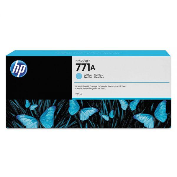 HP 771 Light Cyan Ink Cartridge (B6Y20A)