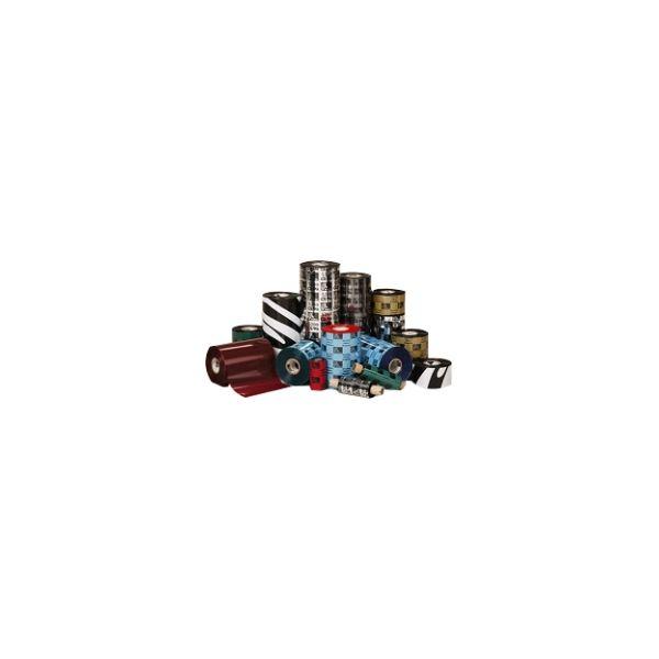 Zebra Wax Resin Ribbon 4.33inx242ft 5555 Standard 0.5in core