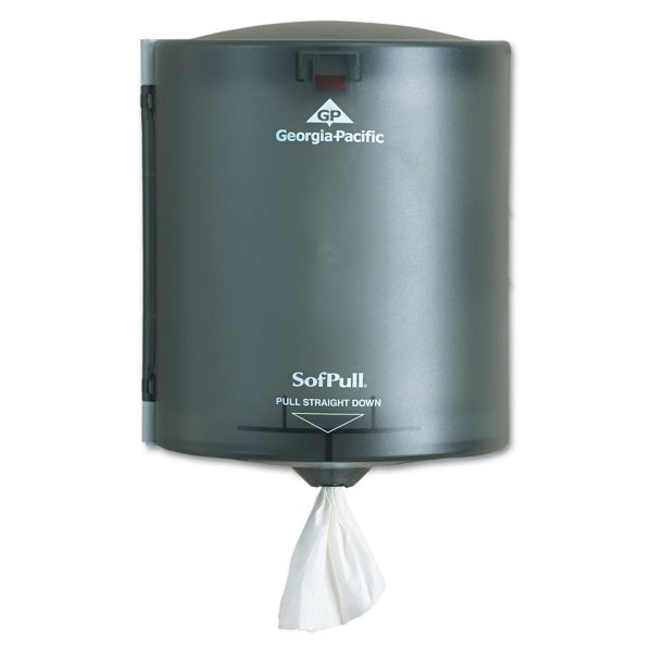 SofPull Regular Capacity Paper Towel Dispenser
