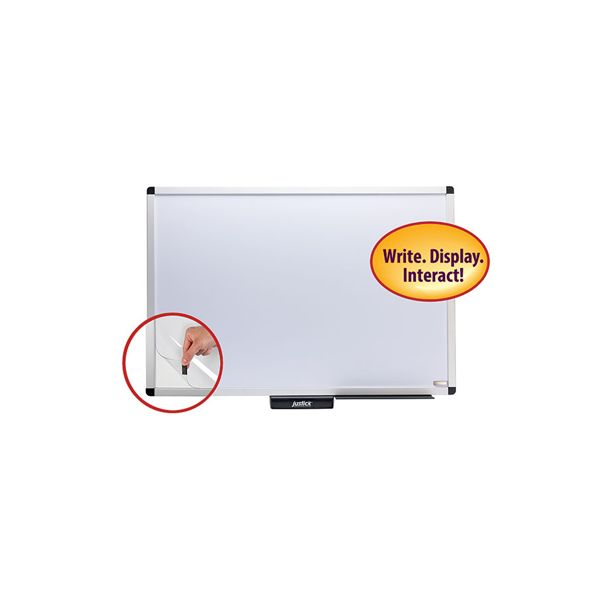 Smead Justick Premium Dry Erase Board