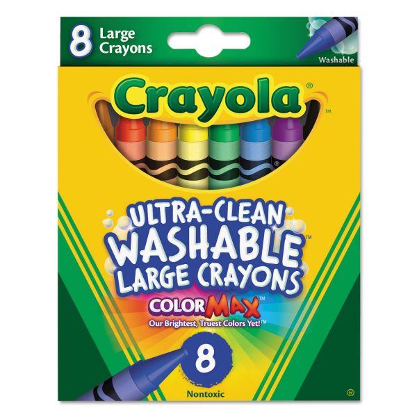 Crayola Large Washable Crayons