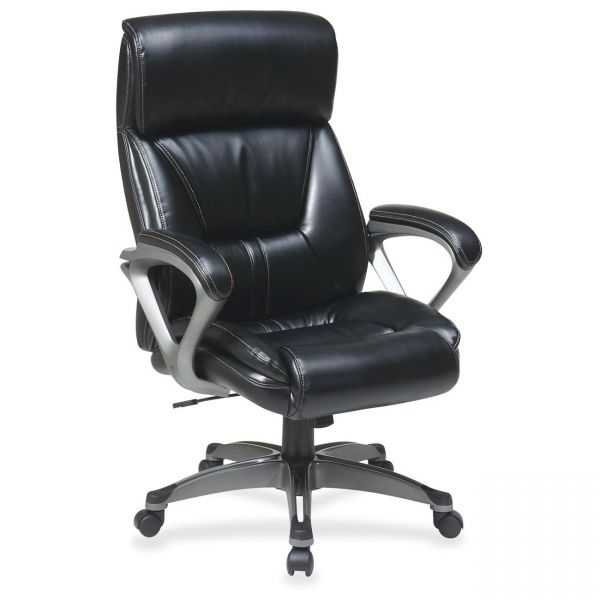 Lorell Executive Leather Eco Office Chair