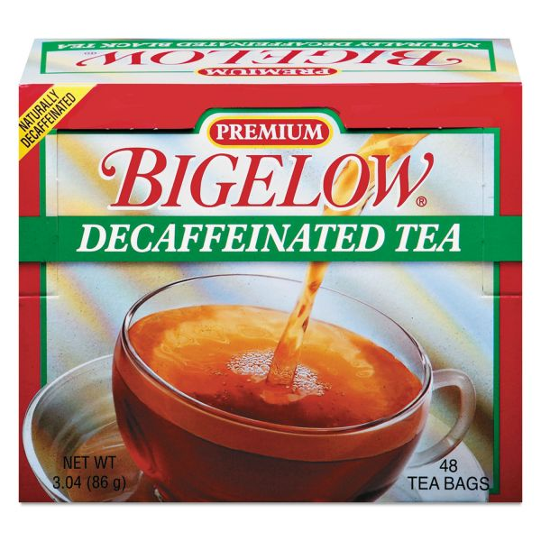 Bigelow Decaffeinated Black Tea