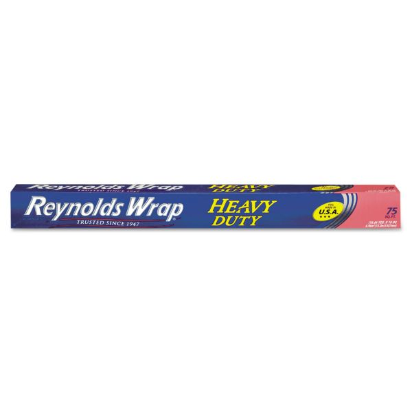 Reynolds Wrap Heavy Duty Aluminum Foil Roll