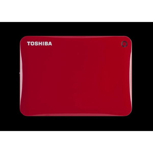 Toshiba Canvio Connect II 2 TB External Hard Drive