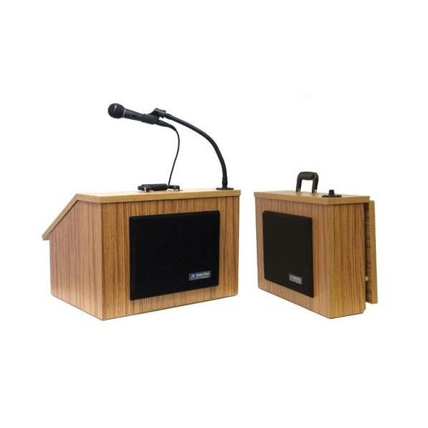 Amplivox SW272 EZ Speak Folding Lectern