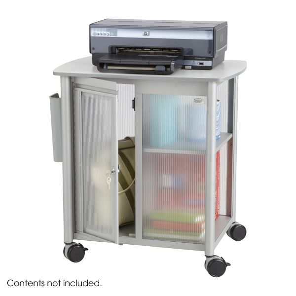 Safco Impromptu Personal Mobile Storage Center