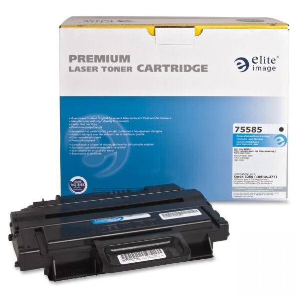 Elite Image Remanufactured Toner Cartridge - Alternative for Xerox (106R01374)