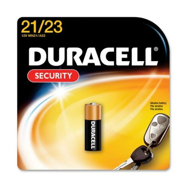 Duracell Security Alkaline Battery
