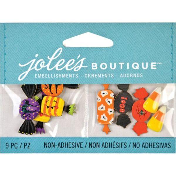 Jolee's Halloween Embellishments 9/Pkg