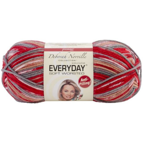 Deborah Norville Collection Everyday Yarn - Red Rocks