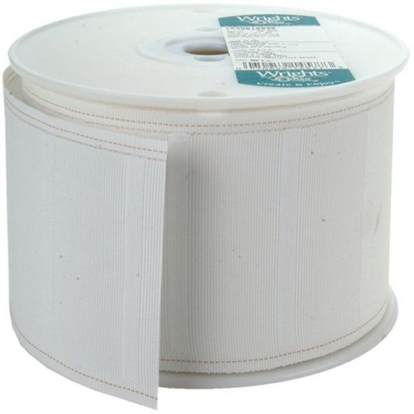 "Regular Pleater Tape 3-7/8""X30yd"
