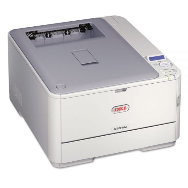 Oki C331dn Digital Color Printer
