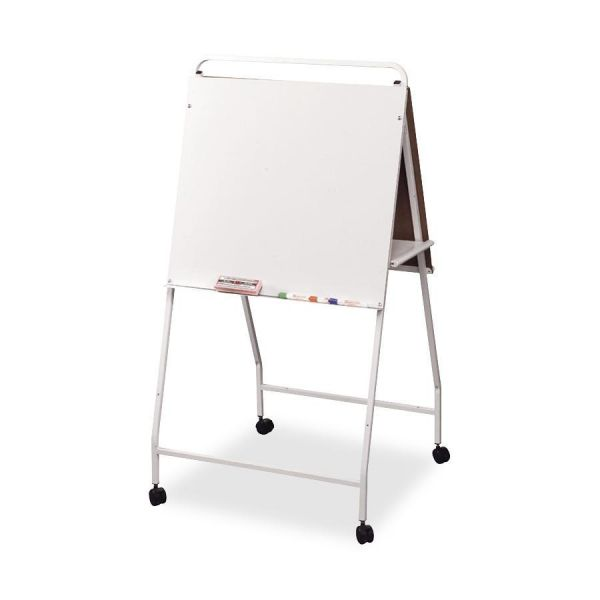 Balt Mobile Double-Sided Dry Erase Easel