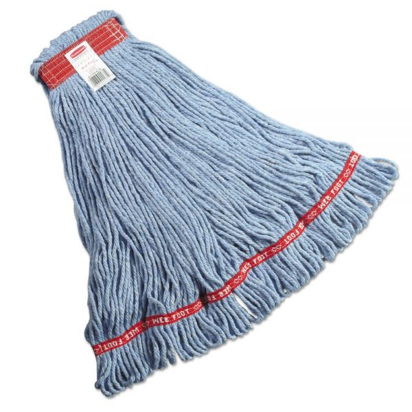 Rubbermaid Commercial Web Foot Wet Mop Heads