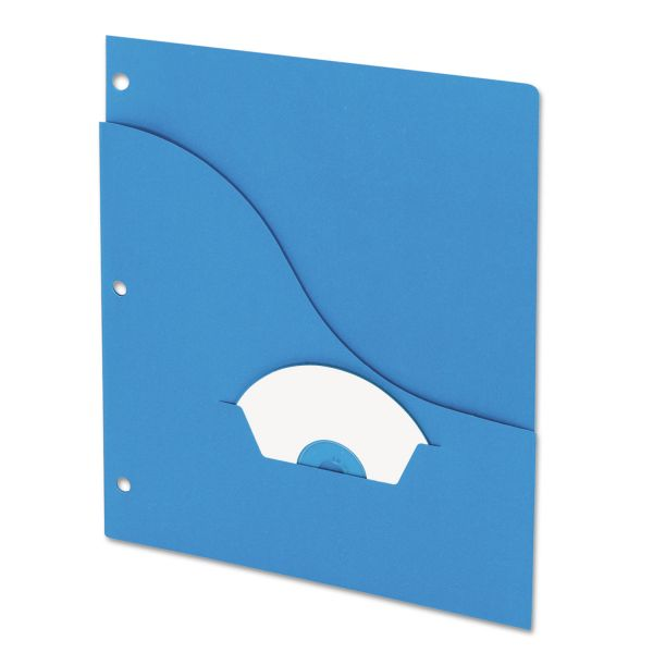 Pendaflex Slash Binder Pockets