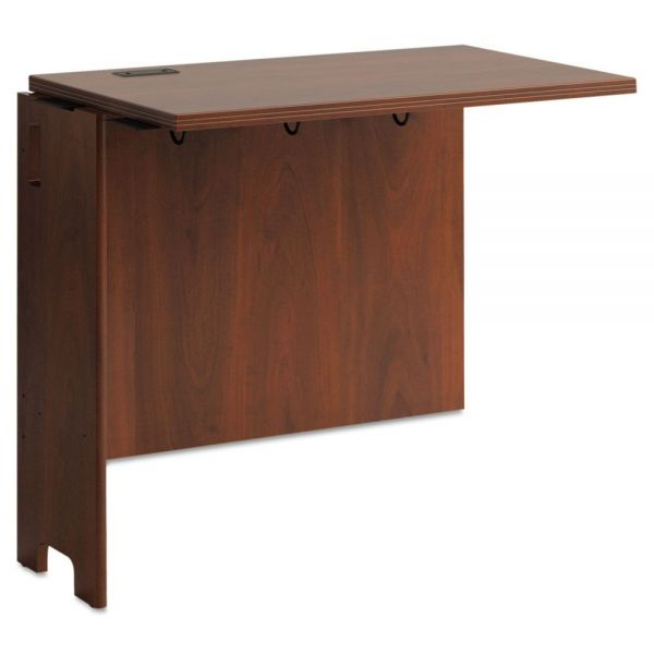 Office Connect by Bush Furniture Furniture Envoy Series Return, 32w x 20d x 30 1/4h, Hansen Cherry