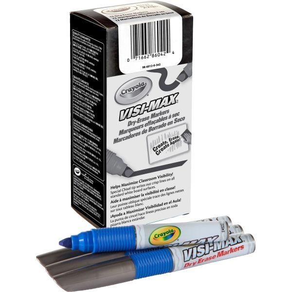 Crayola Visi-Max Dry-Erase Markers