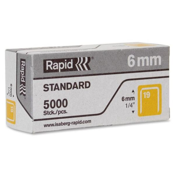"Rapid Standard 1/4"" Staples"