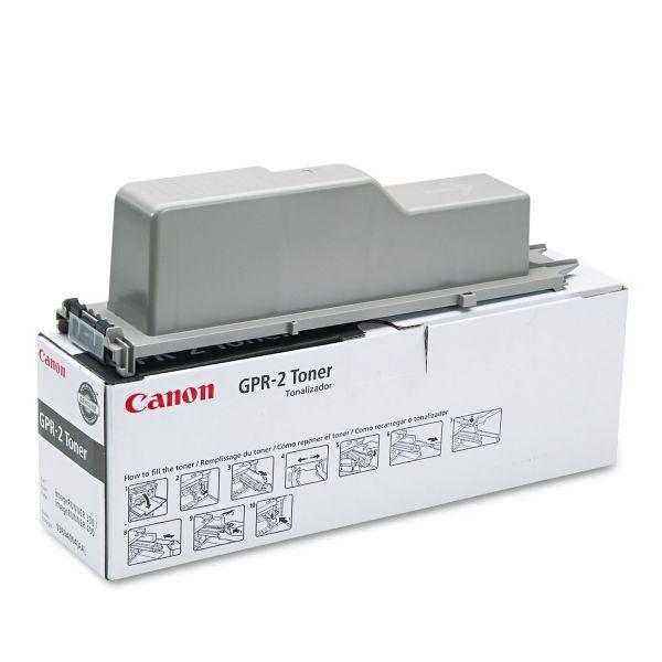 Canon GPR-2 Black Toner Cartridge (1389A004AA)