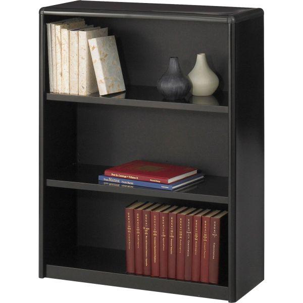 Safco ValueMate Economy 3-Shelf Steel Bookcase