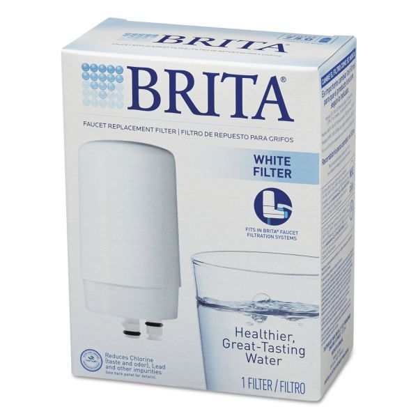 Brita Faucet Filter System Replacement Filter