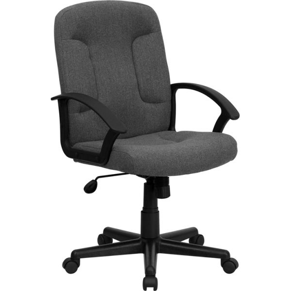 Flash Furniture Mid-Back Executive Office Chair