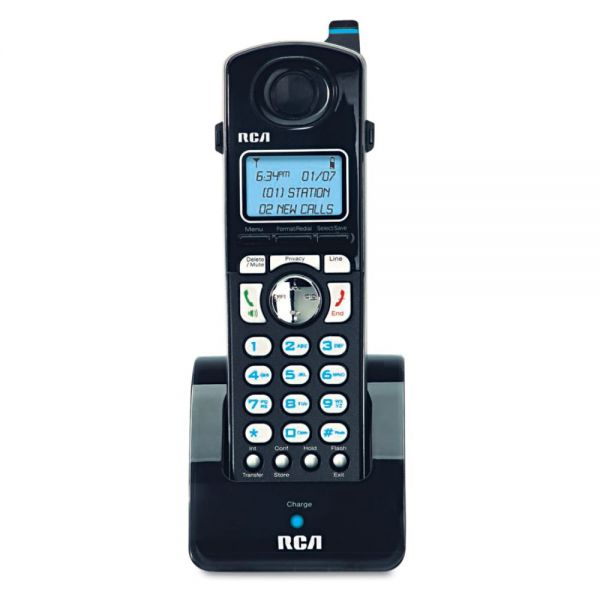 RCA 4-Line DECT 6.0 Accessory Handset
