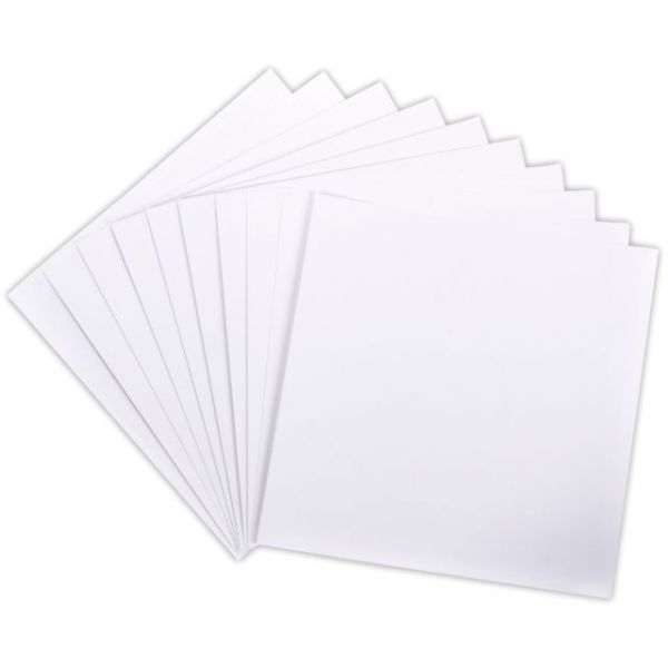 Core'dinations Smooth White Cardstock