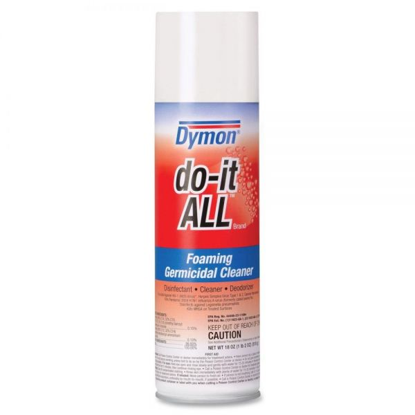 Dymon do-it-ALL Germicidal Foaming Cleaner