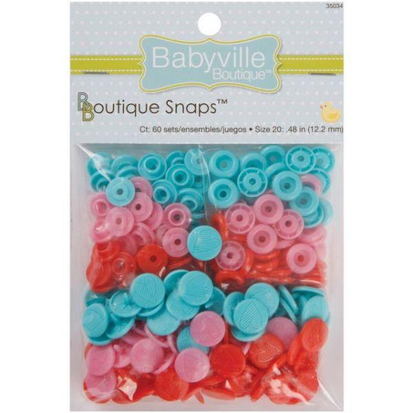 Babyville Boutique Snaps