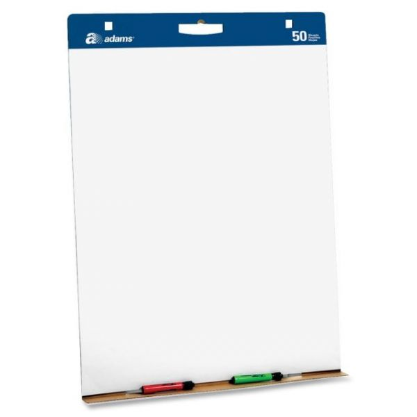 Adams Easel Pads With Carrying Handle