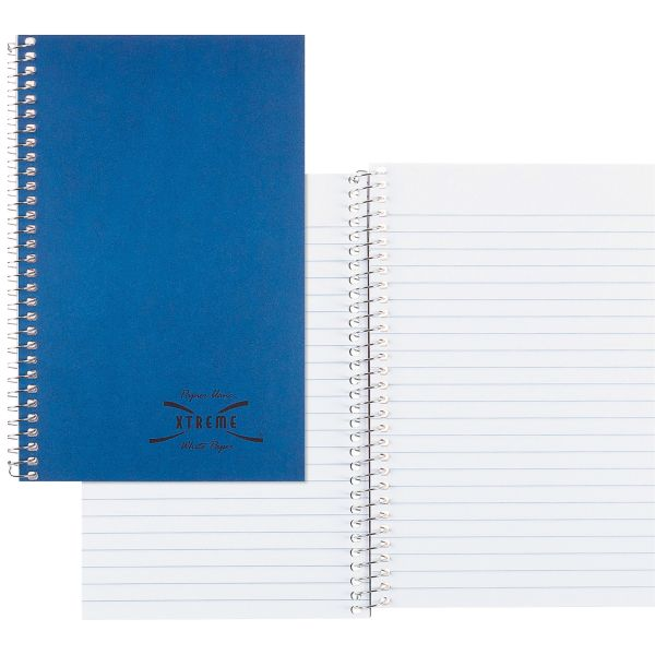 National Brand 3-Subject College Ruled Spiral Notebook