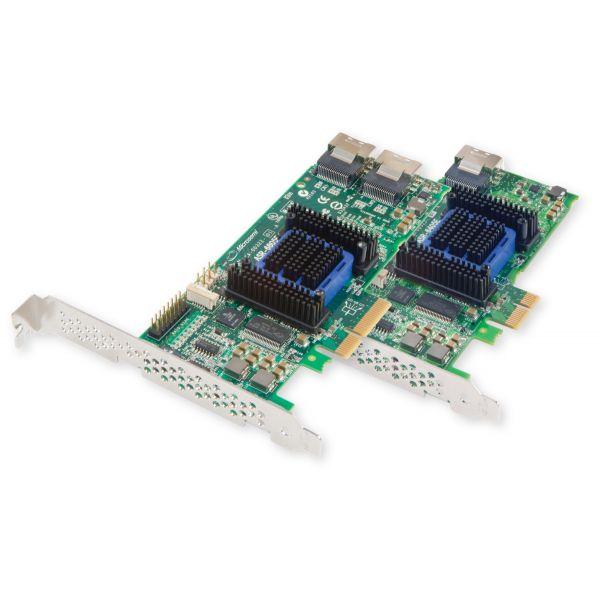Microsemi 6405E 4-port SAS RAID Controller