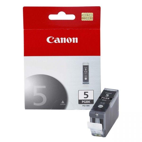 Canon PGI-5BK Black Ink Cartridge (0628B002)