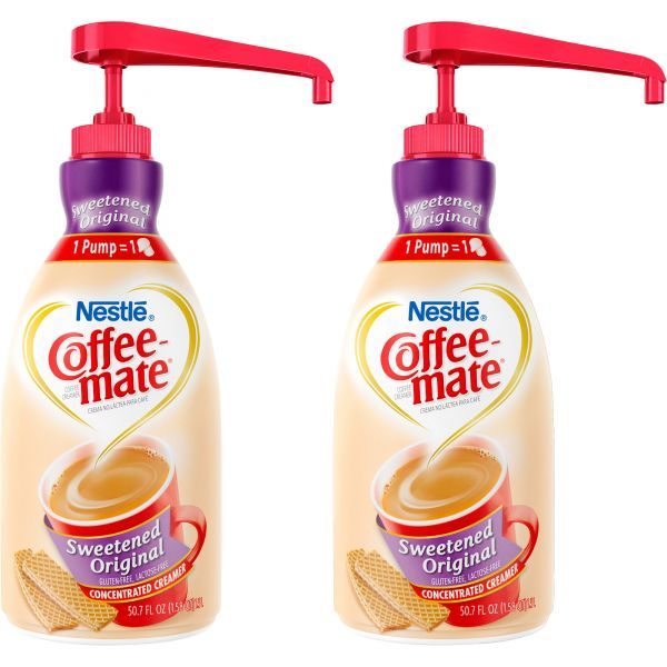 Coffee-Mate Sweetened Original Coffee Creamer