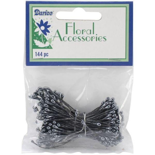 Black Pearl Stamens 144/Pkg