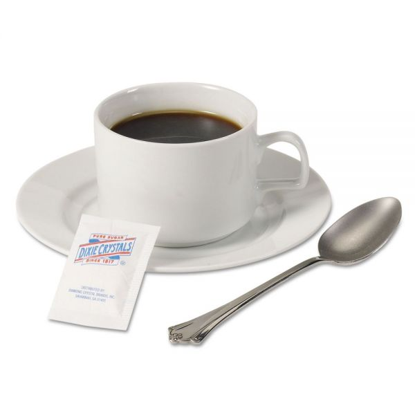 Diamond Crystal Granulated Sugar Packets