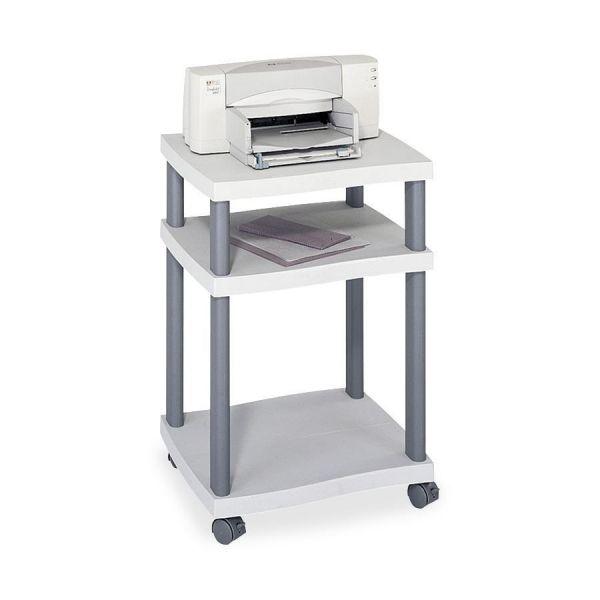 Safco Economy Desk Side Printer/Fax Stand