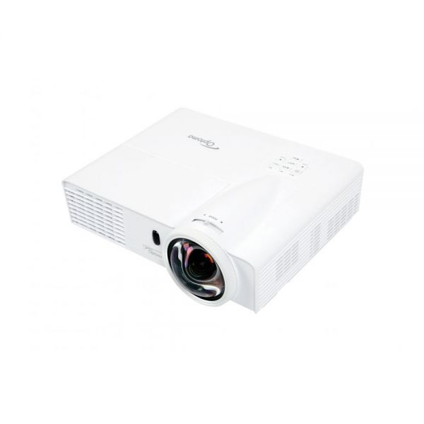Optoma W303ST 3D Ready DLP Projector - 720p - HDTV - 16:10