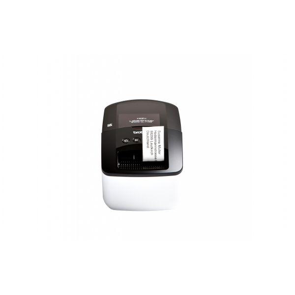 """Brother QL-710W Label Printer, 93 Labels/Minute, 5""""w x 9-3/8""""d x 6""""h"""